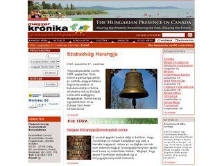 Magyar Krónika Online