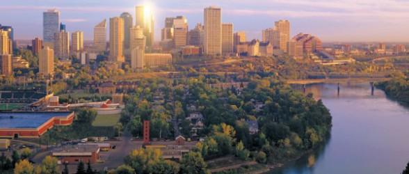 Edmonton városa